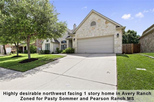 10013 Palmbrook Dr, Austin, TX 78717 (#7906813) :: Papasan Real Estate Team @ Keller Williams Realty