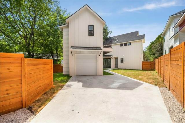 907 Redd St #2, Austin, TX 78745 (#7907252) :: Resident Realty