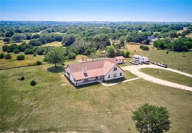 6465 County Road 200, Liberty Hill, TX 78642 (MLS #7907687) :: Brautigan Realty