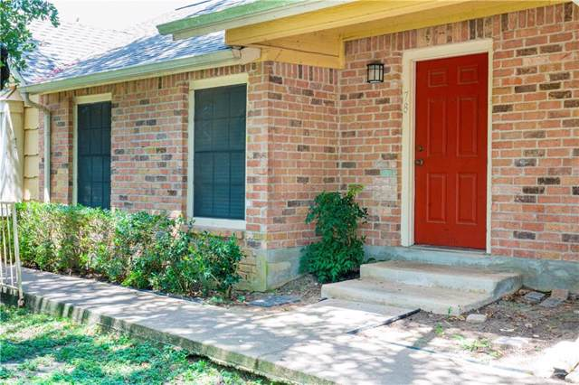 11901 Swearingen Dr 78-O, Austin, TX 78758 (#7907918) :: The Heyl Group at Keller Williams