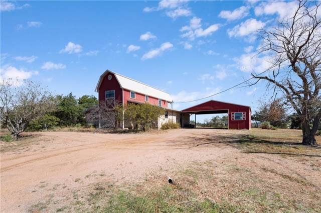 856 County Road 139, Burnet, TX 78611 (#7908997) :: The Gregory Group