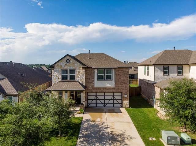 1037 Clove Hitch Rd, Georgetown, TX 78633 (#7909241) :: Papasan Real Estate Team @ Keller Williams Realty