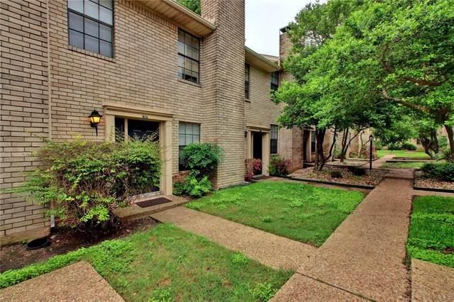 8400 Jamestown Dr #126, Austin, TX 78758 (#7909731) :: Papasan Real Estate Team @ Keller Williams Realty