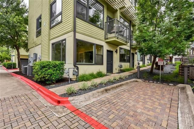304 W Alpine Rd #34, Austin, TX 78704 (#7910125) :: Papasan Real Estate Team @ Keller Williams Realty