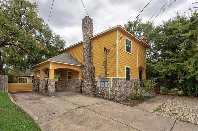 2931 E Martin Luther King Jr Blvd, Austin, TX 78702 (#7913928) :: The Perry Henderson Group at Berkshire Hathaway Texas Realty