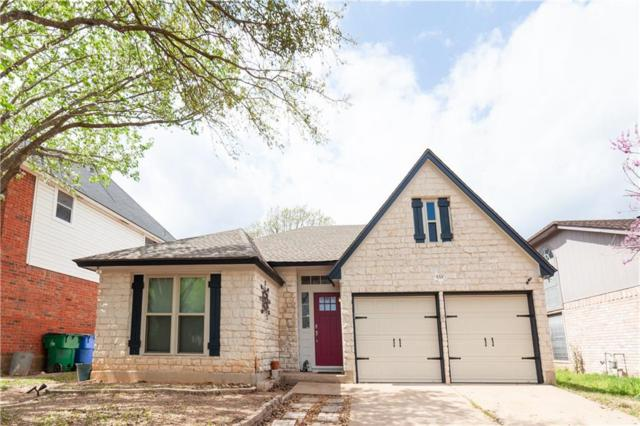 533 Tanner Trl, Pflugerville, TX 78660 (#7914060) :: The Gregory Group