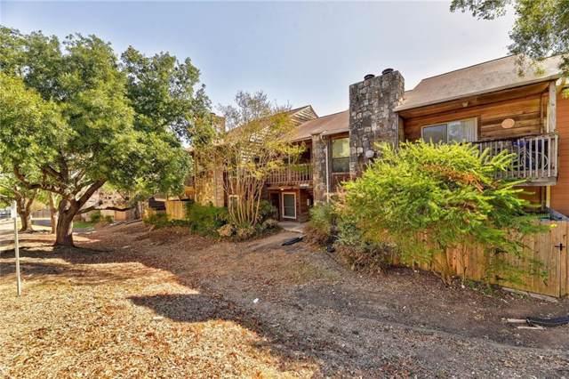 6903 Deatonhill Dr #34, Austin, TX 78745 (#7915797) :: Ben Kinney Real Estate Team
