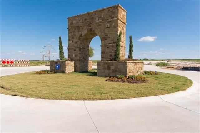 516 Pandora Cv, Jarrell, TX 76537 (#7916071) :: First Texas Brokerage Company