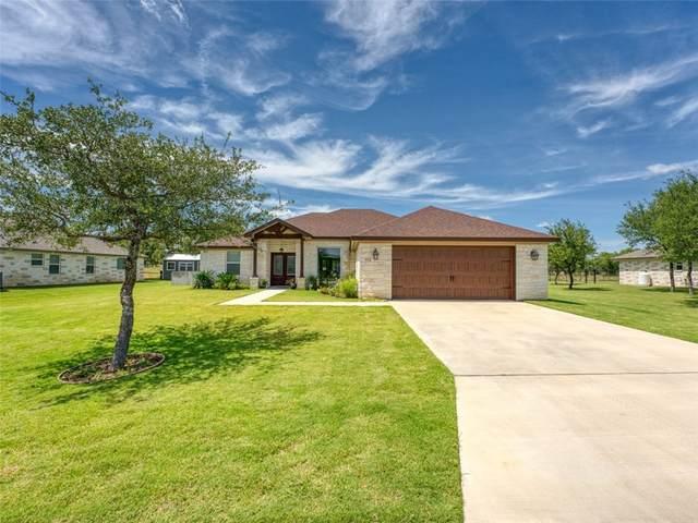 132 Rachel Loop, Burnet, TX 78611 (#7916964) :: Zina & Co. Real Estate