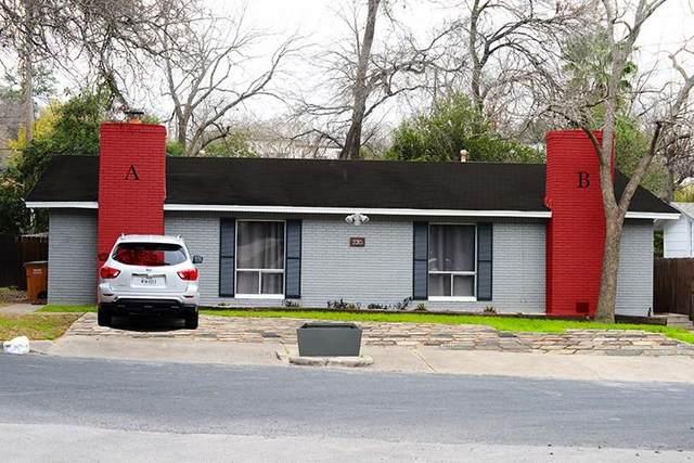 2315 La Casa Dr, Austin, TX 78704 (#7917351) :: Lancashire Group at Keller Williams Realty