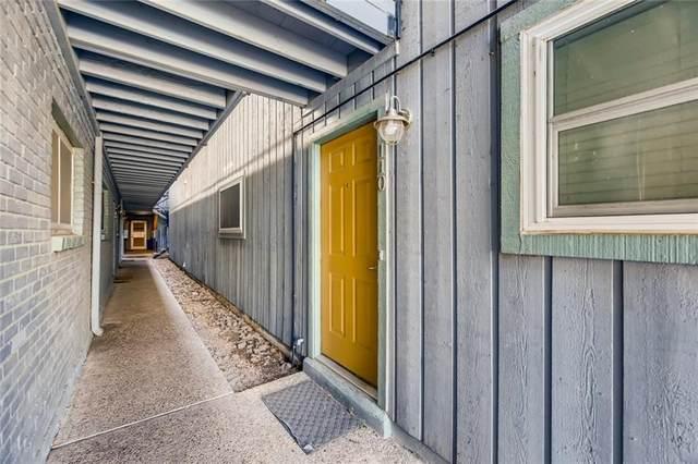 3815 Guadalupe St #110, Austin, TX 78751 (#7917388) :: Papasan Real Estate Team @ Keller Williams Realty