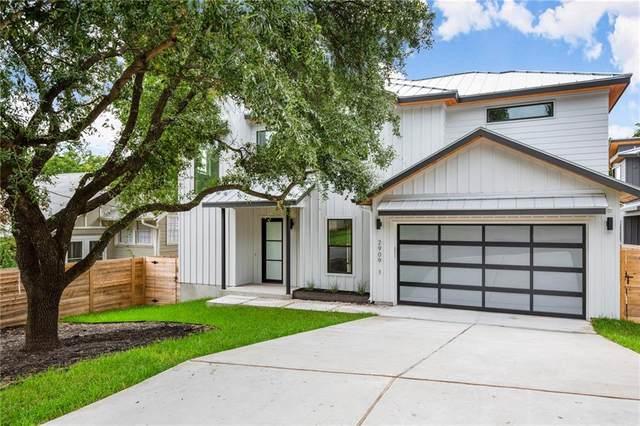 2909 Oak Crest Ave #1, Austin, TX 78704 (#7918485) :: Lancashire Group at Keller Williams Realty