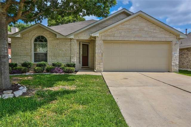 3413 Winding Shore Ln, Pflugerville, TX 78660 (#7920394) :: The Summers Group