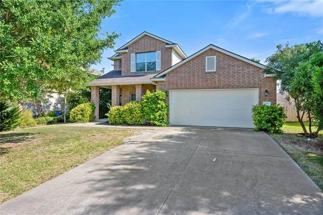 1602 Uvalde Dr, Hutto, TX 78634 (#7925126) :: Papasan Real Estate Team @ Keller Williams Realty