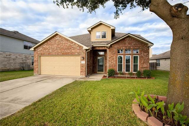 309 Lone Star Blvd, Hutto, TX 78634 (#7927878) :: RE/MAX IDEAL REALTY