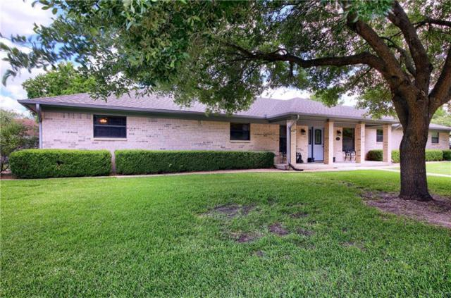 1402 T H Johnson Dr, Taylor, TX 76574 (#7928659) :: The Perry Henderson Group at Berkshire Hathaway Texas Realty