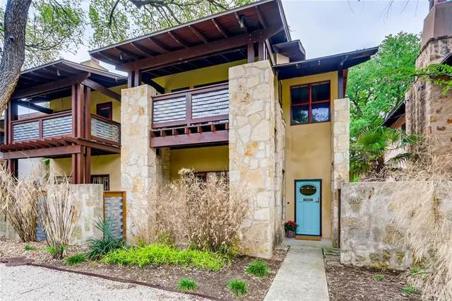 1607 Ravey St #1607, Austin, TX 78704 (#7930488) :: Lancashire Group at Keller Williams Realty