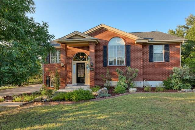 20504 National Dr, Lago Vista, TX 78645 (#7934287) :: Papasan Real Estate Team @ Keller Williams Realty