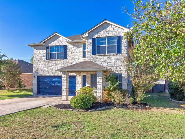 407 W South St, Leander, TX 78641 (#7935569) :: The Heyl Group at Keller Williams