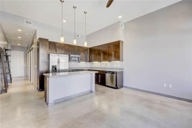 507 Sabine St #803, Austin, TX 78701 (MLS #7935659) :: Vista Real Estate