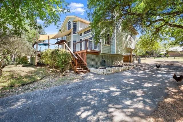 1427 Lazy Ln, San Marcos, TX 78666 (#7936097) :: Umlauf Properties Group