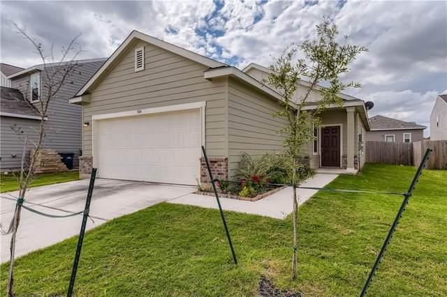 504 Peony Ct 41-B, Jarrell, TX 76537 (MLS #7936131) :: Vista Real Estate