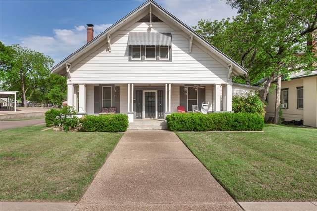 509 N Wall, Belton, TX 76513 (#7936858) :: Papasan Real Estate Team @ Keller Williams Realty