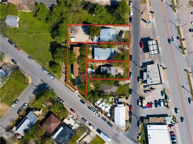 2312,2308,2304 & 223 Morelos & Weberville St, Austin, TX 78702 (#7937400) :: Watters International