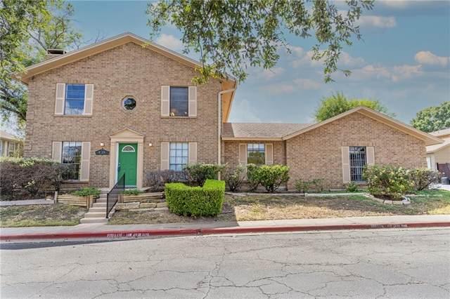 8924 N Plaza Ct #61, Austin, TX 78753 (#7937986) :: Papasan Real Estate Team @ Keller Williams Realty