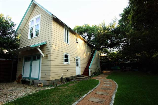 1701 Linscomb Ave, Austin, TX 78704 (#7938500) :: The Perry Henderson Group at Berkshire Hathaway Texas Realty