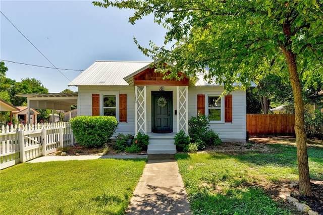 1303 Hill St, Bastrop, TX 78602 (#7938935) :: Papasan Real Estate Team @ Keller Williams Realty