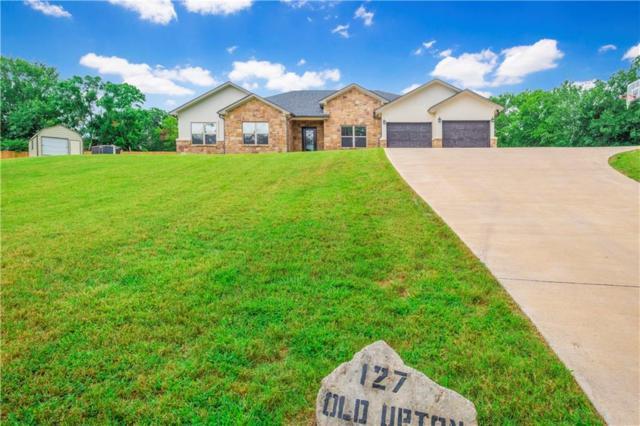 127 Old Upton Rd, Smithville, TX 78957 (#7939521) :: Carter Fine Homes - Keller Williams NWMC