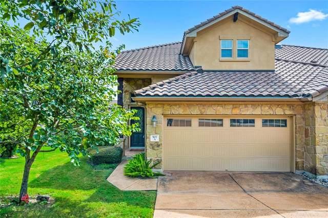 507 S Meadowlark St A, Lakeway, TX 78734 (#7940571) :: Green City Realty