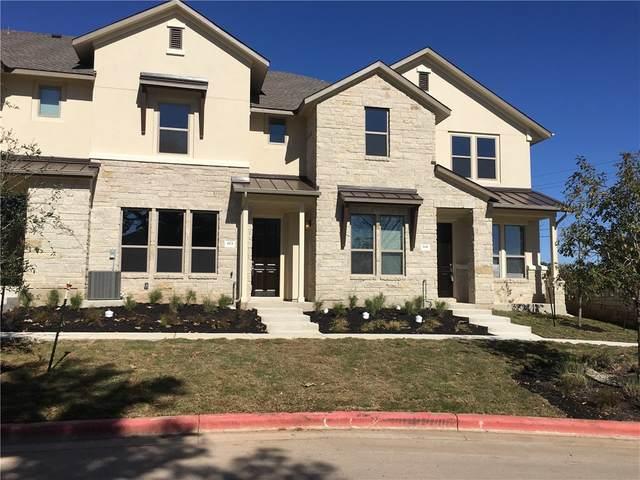 13800 Lyndhurst St #113, Austin, TX 78717 (#7944189) :: Von Austin Properties