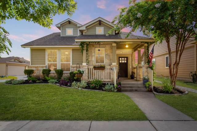 805 Heritage Springs Trl, Round Rock, TX 78664 (#7946745) :: The Perry Henderson Group at Berkshire Hathaway Texas Realty