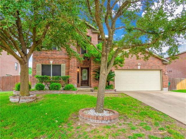400 Red Tailed Hawk Dr, Pflugerville, TX 78660 (#7946898) :: The Heyl Group at Keller Williams