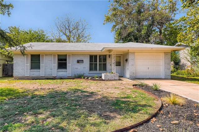 8306 Rockwood Ln, Austin, TX 78757 (#7947528) :: Front Real Estate Co.