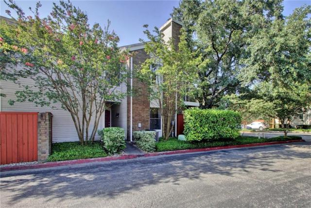 7635 Guadalupe St #403, Austin, TX 78752 (#7950221) :: The Heyl Group at Keller Williams