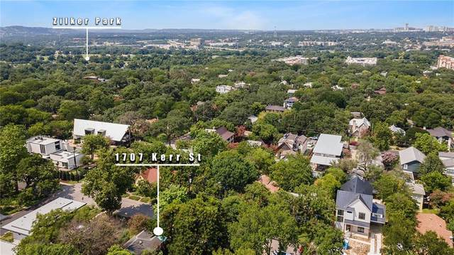 1707 Kerr Ave, Austin, TX 78704 (#7950469) :: ORO Realty