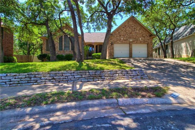 7204 Gentle Oak Dr, Austin, TX 78749 (#7950907) :: The ZinaSells Group