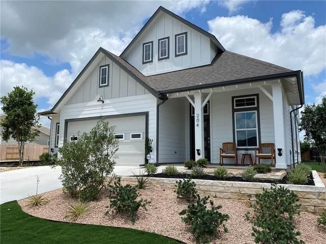 205 William Moon Way, San Marcos, TX 78666 (#7952487) :: Papasan Real Estate Team @ Keller Williams Realty