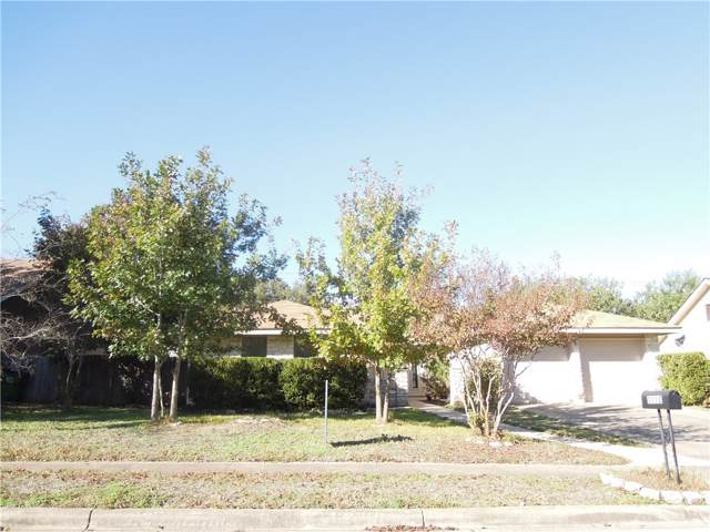 3112 Monument Dr, Round Rock, TX 78681 (#7952746) :: The Gregory Group