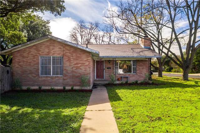1701 Cloverleaf Dr, Austin, TX 78723 (#7953035) :: The Perry Henderson Group at Berkshire Hathaway Texas Realty