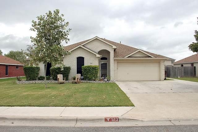 513 Mockingbird Ln, Lockhart, TX 78644 (#7953183) :: Papasan Real Estate Team @ Keller Williams Realty