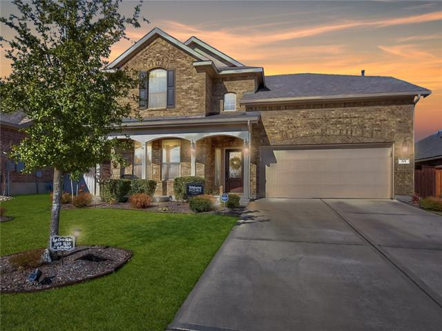 301 Summer Azure St, Georgetown, TX 78626 (#7954001) :: The Gregory Group