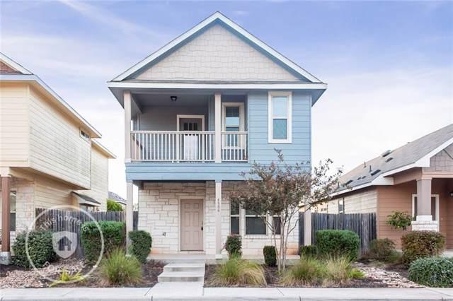 4506 Senda Ln #193, Austin, TX 78725 (#7954361) :: Douglas Residential