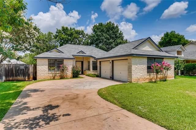 1410 River Oak Dr, Leander, TX 78641 (#7954916) :: Papasan Real Estate Team @ Keller Williams Realty