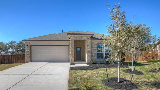 4505 Singletree Cv, Georgetown, TX 78628 (#7956729) :: The Perry Henderson Group at Berkshire Hathaway Texas Realty