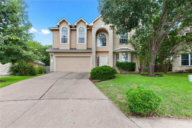 8147 Hawick Dr, Round Rock, TX 78681 (#7960315) :: The Heyl Group at Keller Williams