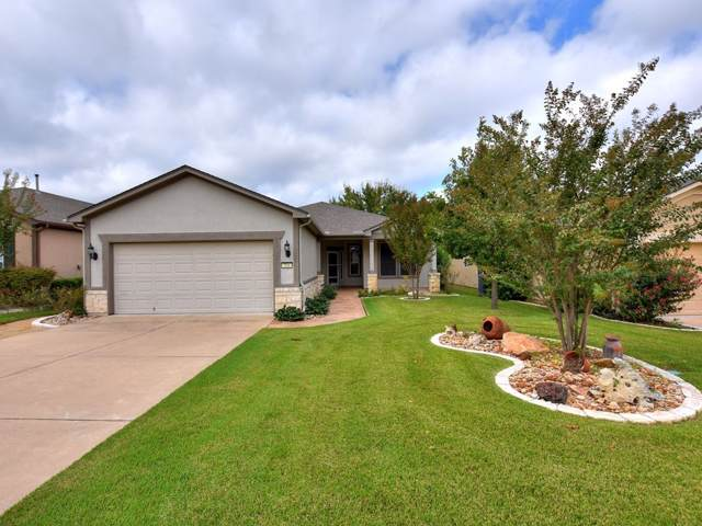 704 Independence Creek Ln, Georgetown, TX 78633 (#7960583) :: The Perry Henderson Group at Berkshire Hathaway Texas Realty